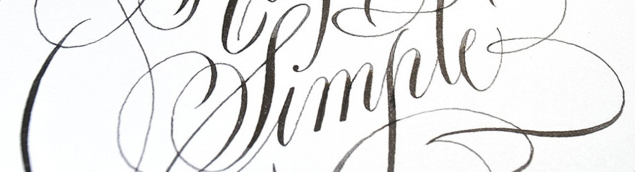 banner copperplate